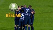 Paris FC - Gazélec FC Ajaccio (1-0)  - Résumé - (PFC-GFCA) / 2018-19
