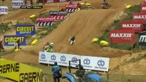 EMX2T presented by FMF Racing   Race 1 Highlights  Round of Portugal 2019 #motocross