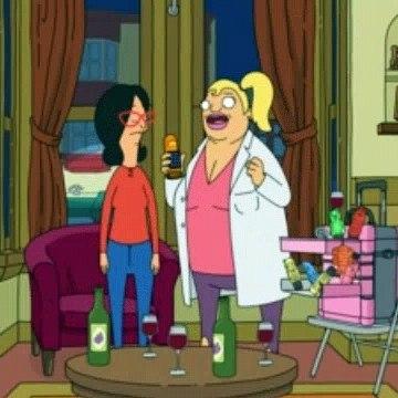 Bob's Burgers S04E04 My Big Fat Greek Bob