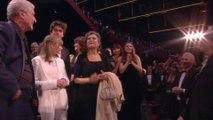 Emotion pour Claude Lelouch : la salle reprend l'air d'Un Homme et Une femme - Cannes 2019