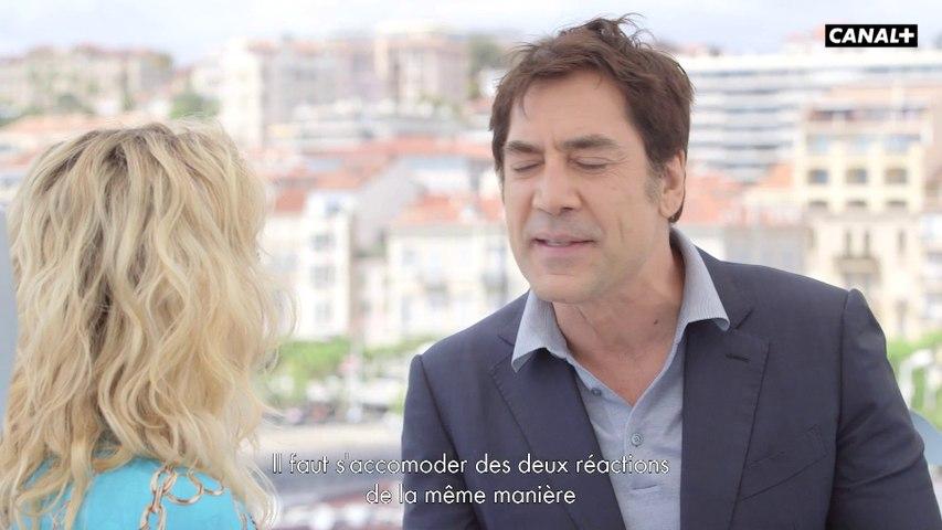 Souvenirs de Cannes de Javier Bardem - Cannes 2019