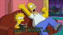 La Casita Del Horror 22 Parodia a El hombre araña  Los Simpson