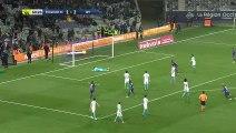 L'égalisation face à Marseille signée du capitaine Max-Alain Gradel