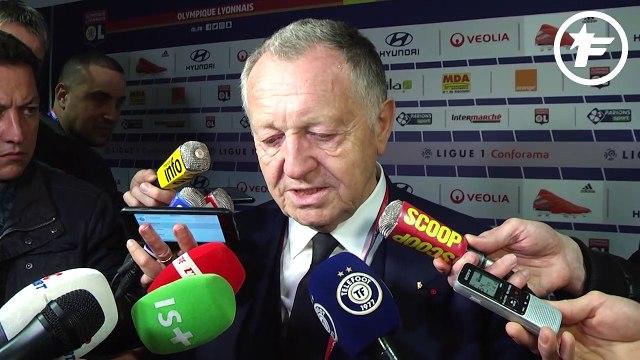 OL : Jean-Michel Aulas explique le choix du duo Juninho-Sylvinho