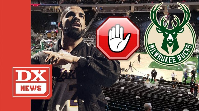 Milwaukee Radio Station Silencing Drake For Entire NBA Eastern Conference Finals