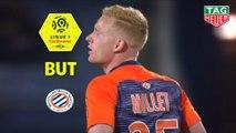 But Florent MOLLET (76ème) / Montpellier Hérault SC - FC Nantes - (1-1) - (MHSC-FCN) / 2018-19