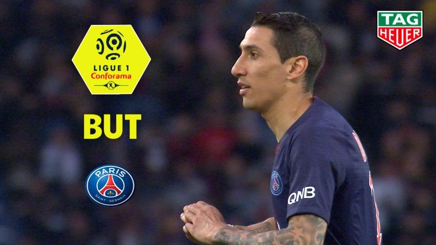 But Angel DI MARIA (3ème) / Paris Saint-Germain - Dijon FCO - (4-0) - (PARIS-DFCO) / 2018-19