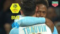 But Florian THAUVIN (90ème) / Toulouse FC - Olympique de Marseille - (2-5) - (TFC-OM) / 2018-19