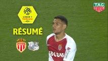 AS Monaco - Amiens SC (2-0)  - Résumé - (ASM-ASC) / 2018-19