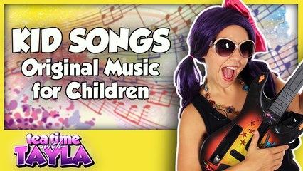 Kid Songs - Original Music for Children