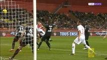 Falcao and Golovin score as Monaco almost safe