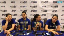 Bea de Leon makes most of final playing year with Ateneo