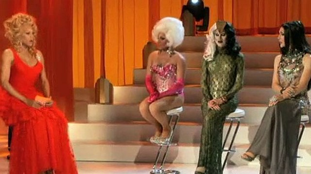 RuPauls Drag Race Reunion QandA Exclusive