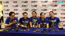 Kim Gequillana on being a three-time champion with Ateneo