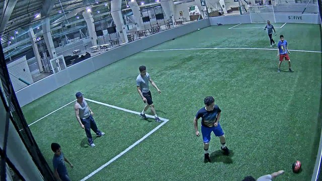 05/19/2019 00:00:01 - Sofive Soccer Centers Rockville - Old Trafford