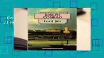 Complete acces  Lord Jim by Joseph Conrad