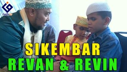 Si Kembar Revan dan Revin Hafidz Indonesia