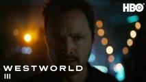 Westworld III - Trailer Saison 3 avec Aaron Paul