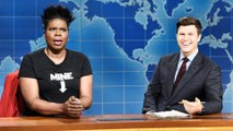 Weekend Update: Leslie Jones on Alabama's Abortion Ban