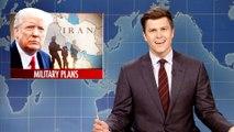 Weekend Update: Trump's Iran Conflict Confusion