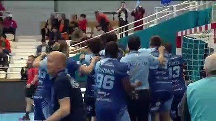ITW Zacharia N'Diaye (Chartres), demi-finale de Proligue 2019