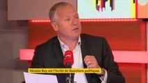 """Nicolas Bay : """"Il y a un enjeu de politique nationale car si on arrive en tête ça marquera un coup d'arrêt aux politiques d'Emmanuel Macron et qui ont fait souffrir la France"""""""