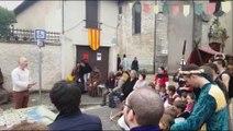 Chevaliers, troubadours... Une journée médiévale à Liverdun
