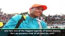 Djokovic relishing latest reunion with legend Nadal