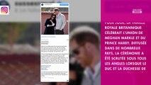 Meghan Markle et prince Harry : des clichés inédits dévoilés pour leur premier anniversaire de mariage
