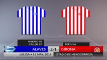 Match Review: Alaves vs Girona on 18/05/2019