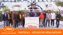 ATELIER REALISATEUR - Photocall - Cannes 2019 - VF