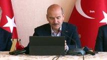 İçişleri Bakanı Soylu:' İstanbul seçimleri siyasal çatışmaların merkezi olacak diye bir endişe içerisindeyim, ideolojik kavgaların merkezi olacak diye endişe içerisindeyim.'