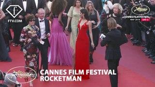 Bella Hadid in Highlights Cannes Film Festival Rocketman | FashionTV | FTV