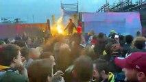 FC Sochaux : revivez la soirée du maintien au coeur des supporters