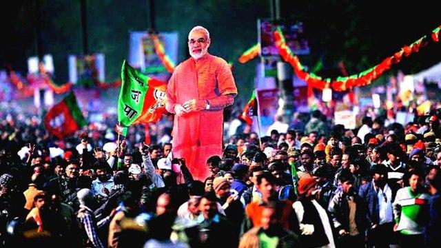 நியூஸ் 18 தமிழ்நாடு டிவியின் கருத்து கணிப்பிலும் மீண்டும் பாஜக ஆட்சி