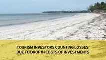 Tourism investors count losses due to drop in costs of investments