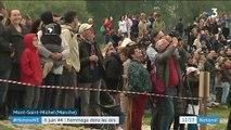 Normandie : les parachutistes américains célèbrent le 75e anniversaire du Débarquement