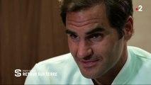 Roger Federer, retour sur terre