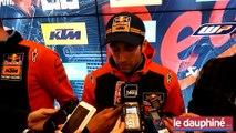 Johann Zarco : « Comme souvent le combat a été avec la moto »