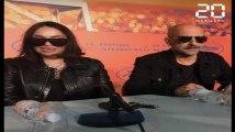 Festival de Cannes: Gaspar Noé a présenté «Lux Aeterna» à la séance de Minuit