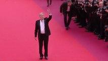 Alain Delon sur le tapis rouge - Cannes 2019