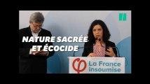 Européennes 2019: la France Insoumise sacralise la terre et l'eau