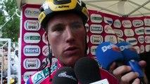 4 Jours de Dunkerque 2019 - Mike Teunissen gagne les 4 Jours et pense à son leader Primoz Roglic qui est sur le 102e Giro d'Italia
