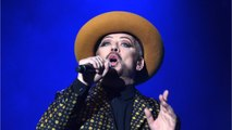 Boy George storms off the set of 'The Voice Australia'
