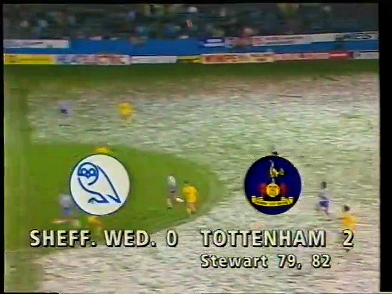 Tottenham Hotspur 1988-89 Season Review 2of2