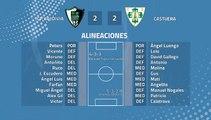 Resumen partido entre CP Valdivia y Castuera Jornada 38 Tercera División