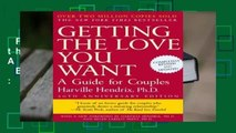 Full E-book  Getting the Love You Want: A Guide for Couples  Best Sellers Rank : #2