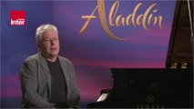 Aladdin au cinéma : le compositeur Alan Menken parle des nouvelles chansons, de la nouvelle version
