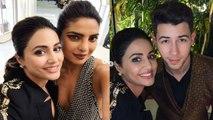 Hina Khan enjoys party with Priyanka Chopra & Nick Jonas during Cannes 2019| FilmiBeat