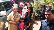 Aishwarya Rai, Aaradhya Bachchan, Abhishek Bachchan, Jaya Bachchan ATTENDS 25th Years of Summer Funk
